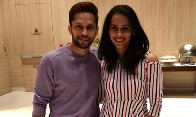 Love match! Indian badminton ace Nehwal to wed Kashyap