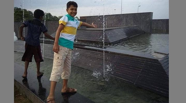 Extend a helping hand for child Farhatul