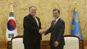 US, North Korea officials upbeat after meeting
