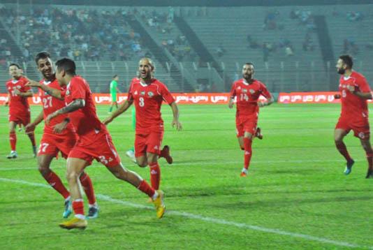 Tajikistan enter final beating Philippines in Bangabandhu Gold Cup