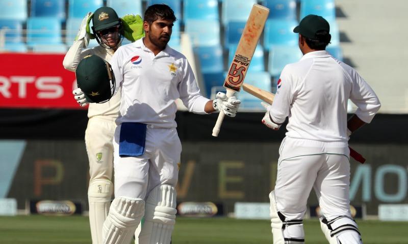 Australia face tough task after Sohail hits maiden Pakistan ton