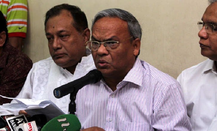 BNP progs after reviewing Aug-21 case verdict: Rizvi
