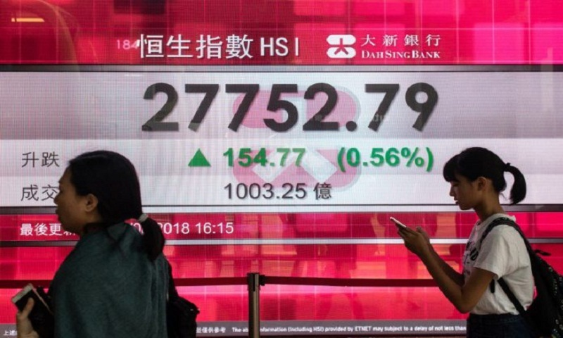 Asian markets cautious amid US-China tensions