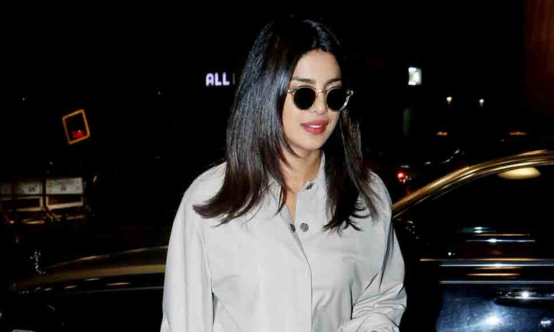 Priyanka Chopra heads for London to shoot The Sky Is Pink