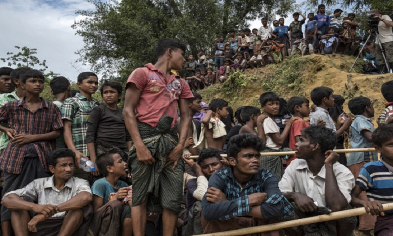 Myanmar 'unwilling' to probe Rohingya abuse, UN must act: rights envoy