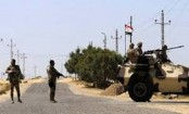 Egyptian security forces kill 52 militants in restive North Sinai