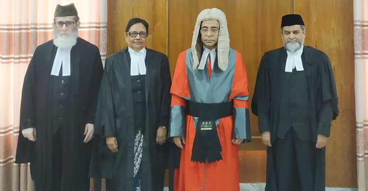 3 newly appointed Appellate Division judges sworn in