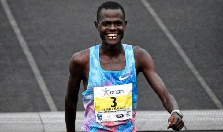 Kenyan marathon runner Kalalei handed four-year doping ban