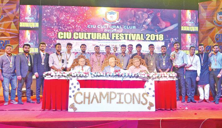 Cultural fest held at CIU
