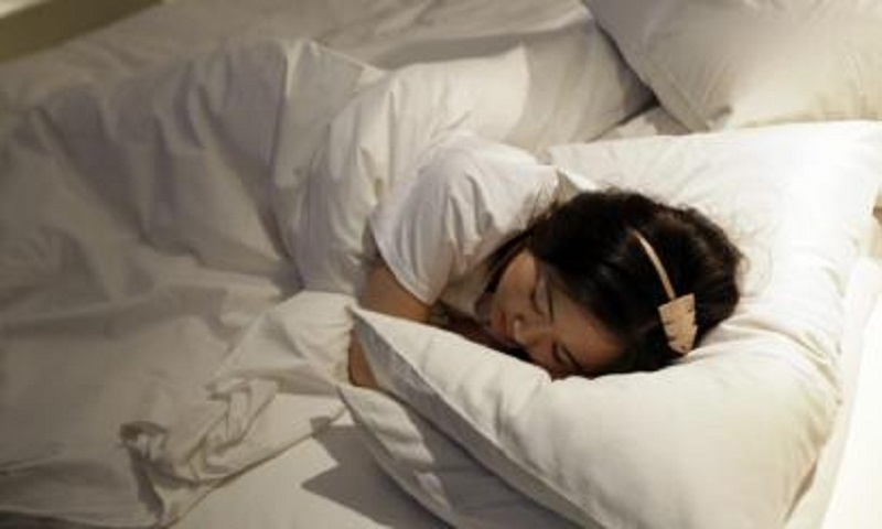 Sleep for 8 hours every night to boost brain health