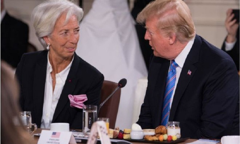 IMF: 'Dangerous undercurrents' threaten global economy