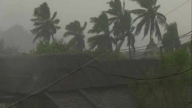 Cyclonic storm 'Titli' weakens gradually