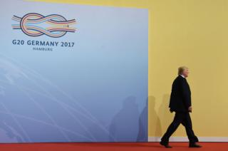 Donald Trump and a world of disorder