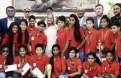 Prime Minister Hasina for continuation of progress in sports arena