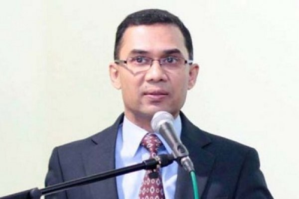 No question of Tarique's resignation: BNP