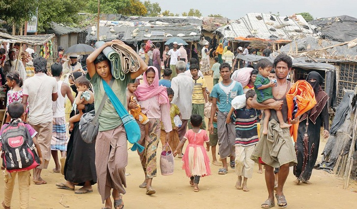 Bangladesh, Myanmar to 'discuss Rohingya repatriation issue at Oct-end'