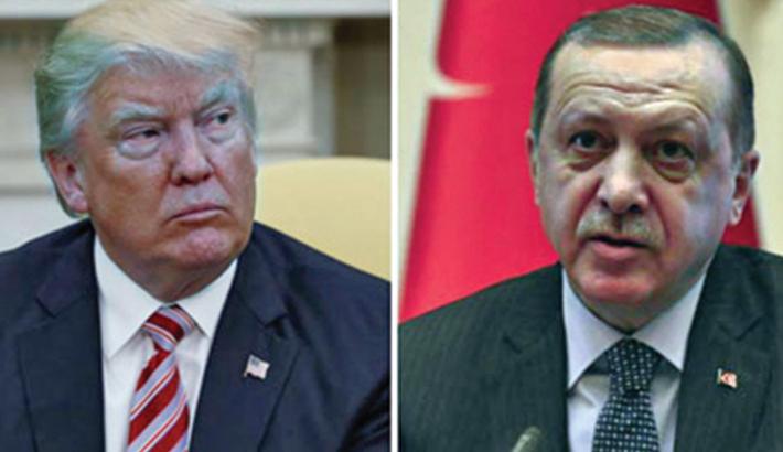 Erdogan, Trump step up pressure over missing S Arabia journalist