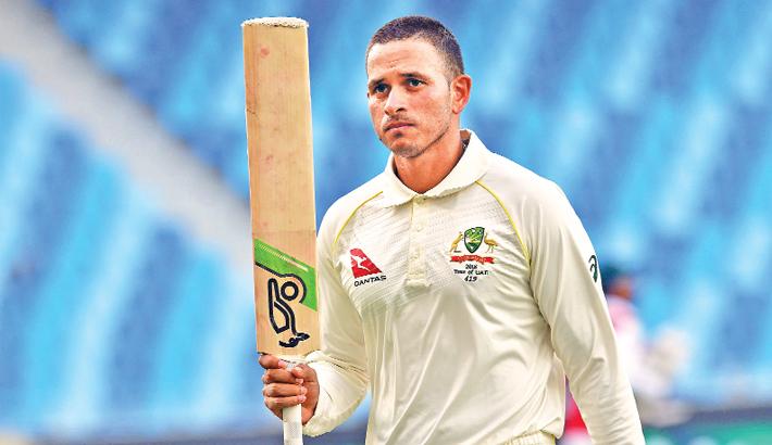 Aussies dig deep to draw Pakistan Test