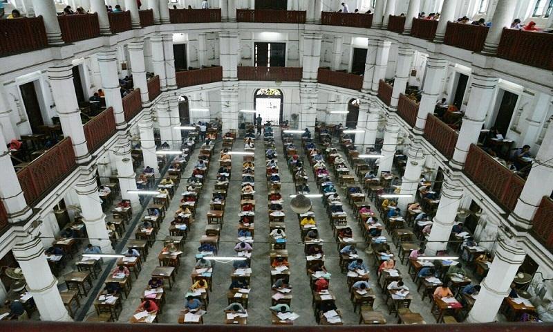 DU admission, a tough battle for students