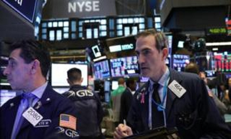 US share markets sink as sell-off continues