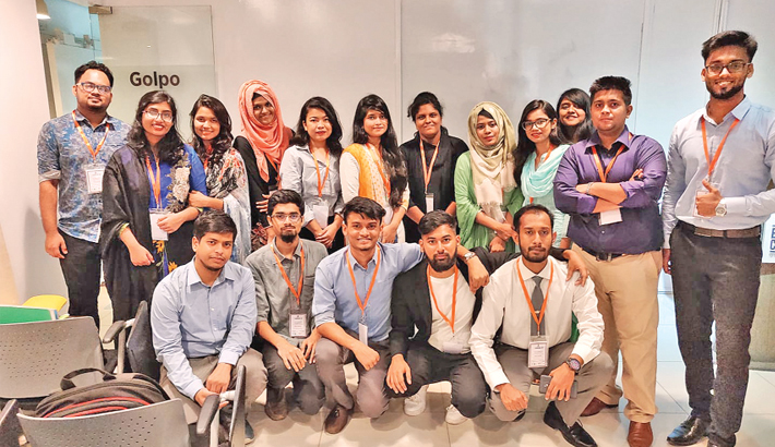 Workshop  on youth empowerment   held in city