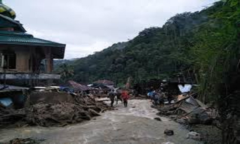 Floods, landslides kill 11 children in Indonesia