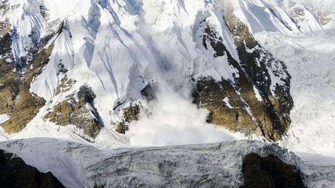 Nepal storm kills 9 climbers in Nepal's Himalayas