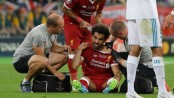 Mohamed Salah leaves Egypt match with injury