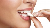 Chewing gum can help deliver vitamins
