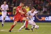 Lukaku leads Belgium past Switzerland with a brace