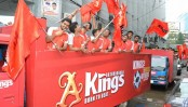 Newcomers Bashundahra Kings recruit eight current national players in their squad