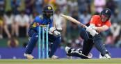 Morgan guides England to victory in rain-hit Sri Lanka ODI