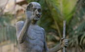 Gandhi statue sparks controversy in Malawi