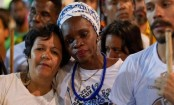 Brazil elections: Hate crimes reported include a murder and a swastika attack
