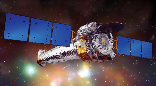 NASA's Chandra telescope in safe mode due to glitch