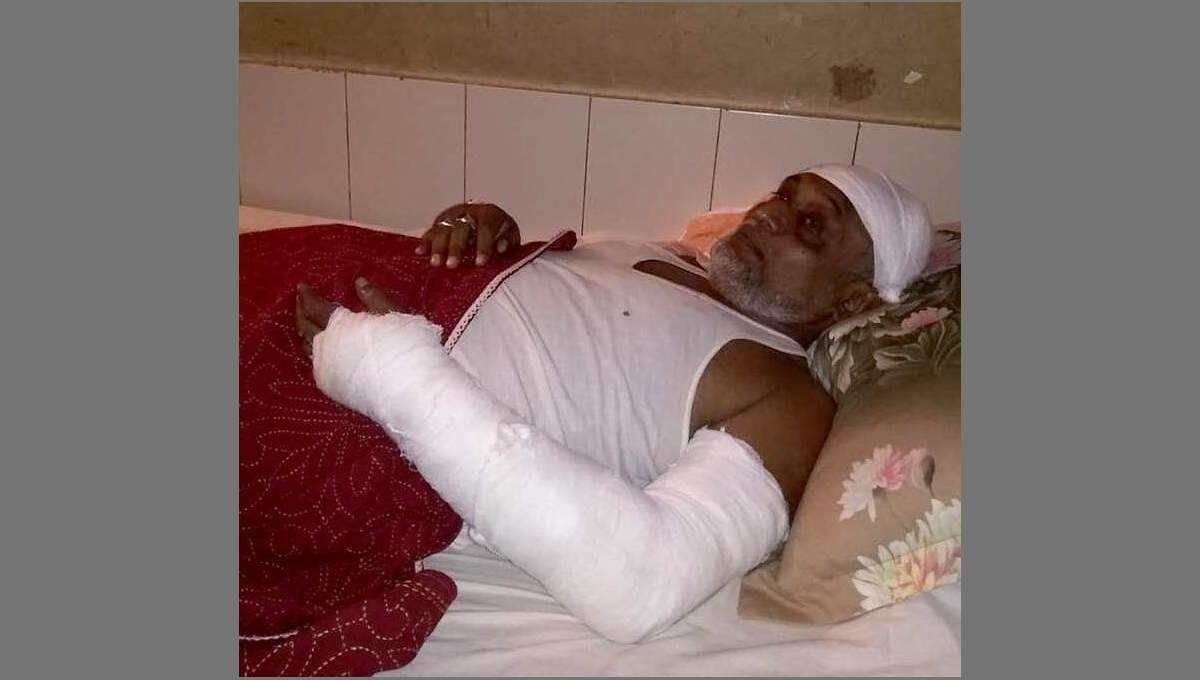 Pabna journalist hurt in attack by miscreants