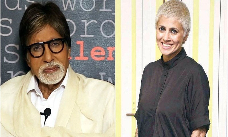 #MeToo: Your truth will come out very soon, Sapna Bhavnani tells Amitabh Bachchan