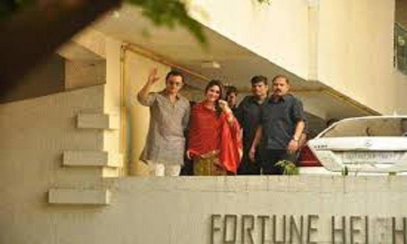 Saif Ali Khan and Kareena Kapoor Khan's new home has minimal interiors
