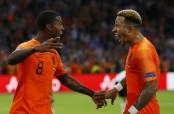 Netherlands thrashes Germany 3-0 to pile pressure on Loew