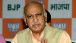 Allegations against me are false and fabricated:  MJ Akbar