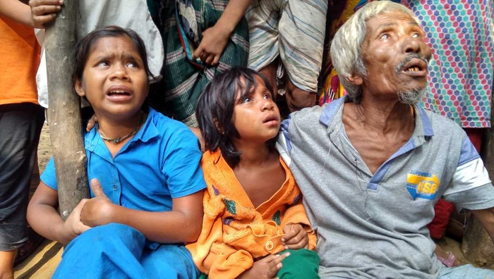 Three of a family among 4 killed in Chattogram landslide