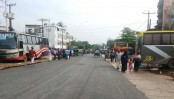 Transport strike on Chattogram-Cox's Bazar highway suspended
