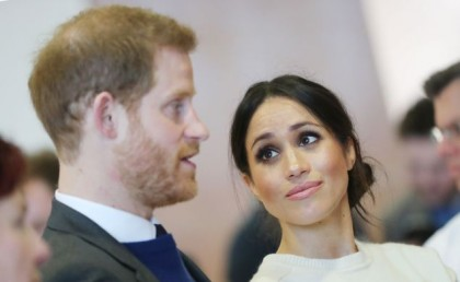 Prince Harry, wife Meghan expecting baby in Spring of 2019