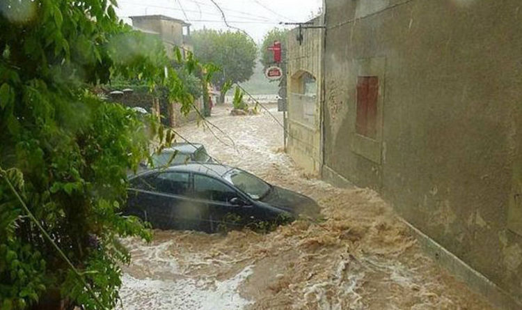 Flash floods kill at least 5 people in southwest France