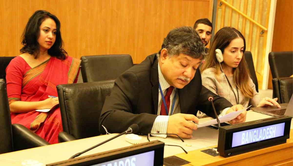 Dhaka for more focused discussion on climate finance, justice