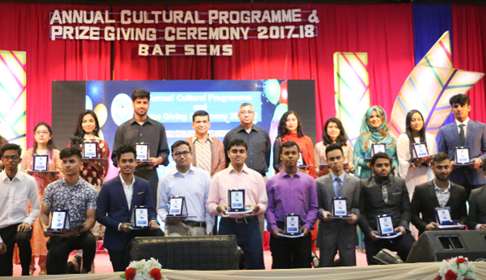 Annual cultural event held at BAF SEMS