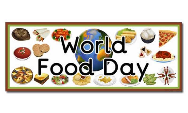 World Food Day being observed