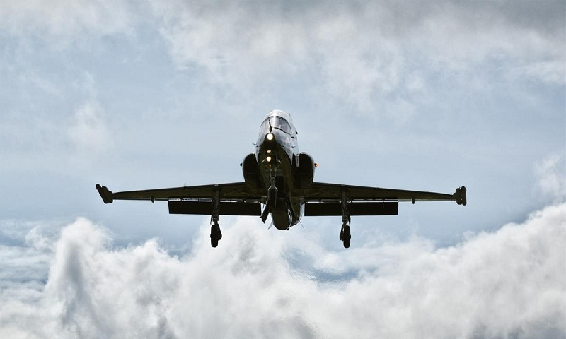 Saudi military jet crashes during training; crew killed