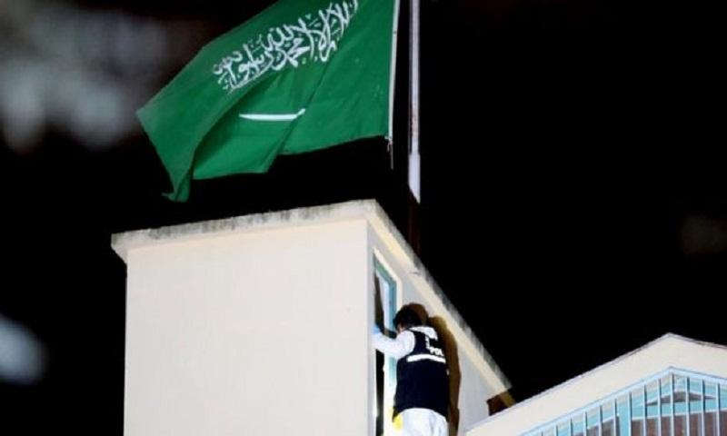 Jamal Khashoggi: Pompeo arrives in Saudi Arabia to meet King Salman