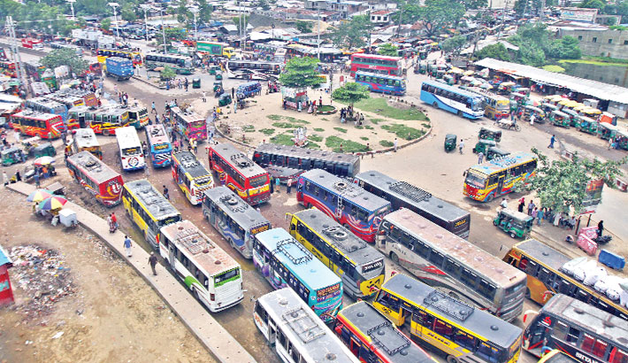 CCC to build road network, bus-truck terminal